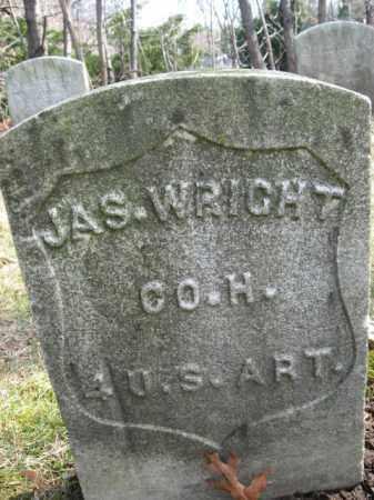 WRIGHT, James - Born Tyrone, buried: USA, New Jersey, Tyrone